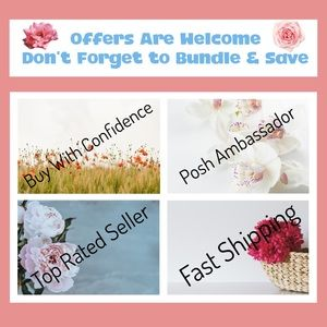 💐🌸OFFERS WELCOME🌸💐